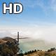 Golden Gate Bridge San Francisco Fog