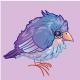 Purple-Bird