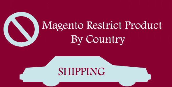 Magento Restrict Product By Country