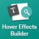 Hover Effects Builder - WordPress Plugin