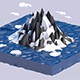 Low Poly Iceland
