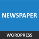 Newspaper - Blog and Magazine WordPress Theme