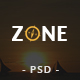 Zone - Tours and Travel PSD Template