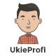 UkieProfi – Personal CV/Resume Portfolio Template