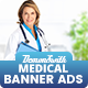 Health & Medical Banners HTML5 - GWD