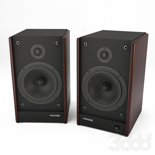 Speaker Microlab solo 6 - 3DOcean Item for Sale