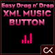 Easy Drag and Drop XML Music Toggle Button - ActiveDen Item for Sale