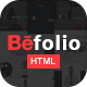 Befolio - Multi-Purpose HTML5 Template