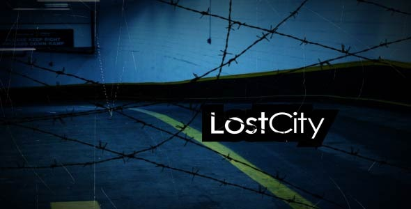 After Effects Project - VideoHive Lost City 1722495