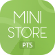 Pts Ministore - Clean & Minimum Prestashop Theme