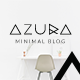 Azura - Clean & Minimal Blog WordPress