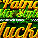 St Patricks Day Photoshop Styles and Web Flyer - GraphicRiver Item for Sale