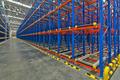 Pallet storage racking system for storage