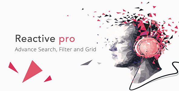 Reactive Pro – Advance WP search, filter & grid