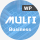 Multi - Business WordPress Theme