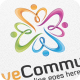Love Community - Logo Template