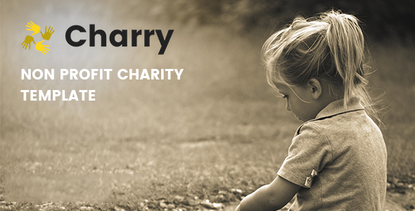 Charry - Non Profit Charity Template