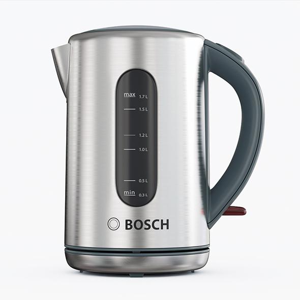 Tea Bosch WKK7901 - 3DOcean Item for Sale