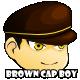 Game Asset : Brown Cap Bopy