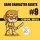 Game Asset : Soldier #9