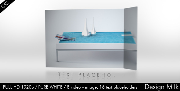 After Effects Project - VideoHive Pure White 1734385