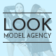 LOOK - Model Agency PSD Template