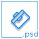 Finanz - Business PSD Template