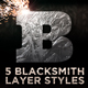 Blacksmith Layer Styles