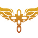 Gold Cross Logo