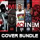 Cover Bundle | 5 Trap Album CD Mixtape Template
