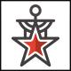 Military Ribbon Logo