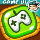 Cartoon Game Ui Pack 11