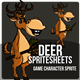 Game Asset : Deer