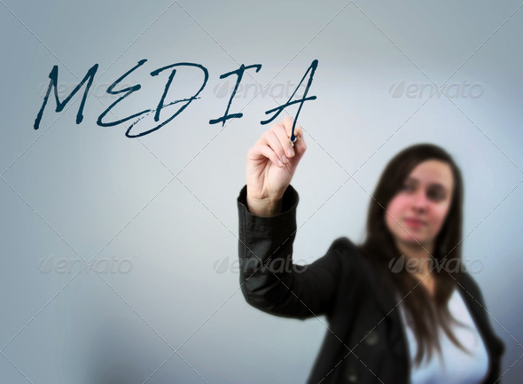 Media - Stock Photo - Images
