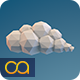 Low Poly Clouds Part 01