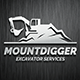 Mountdigger Logo Template