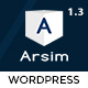 Arsim - Education WordPress Theme with WooCommerce