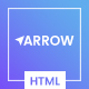 Arrow - Multipurpose Responsive HTML Template
