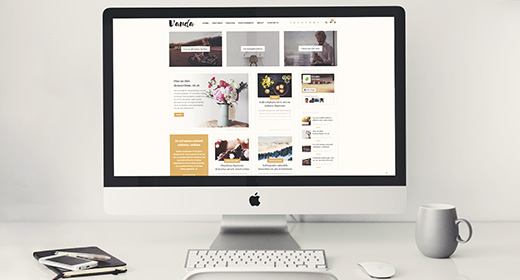 Creative Blog Themes