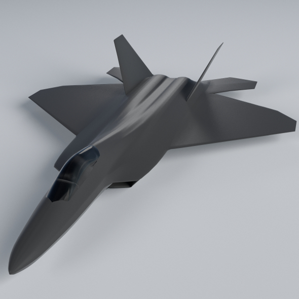 F-35 LIGHTNING II - 3DOcean Item for Sale