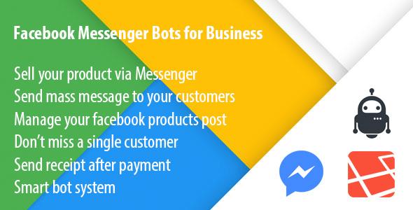 Download Facebook Messenger For Business  nulled download