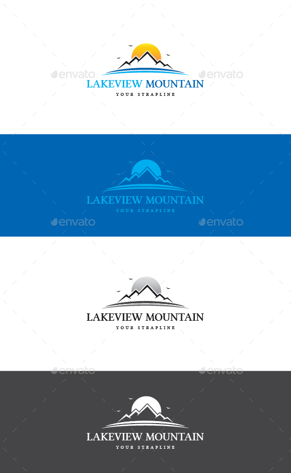 Lakeview Mountain Logo
