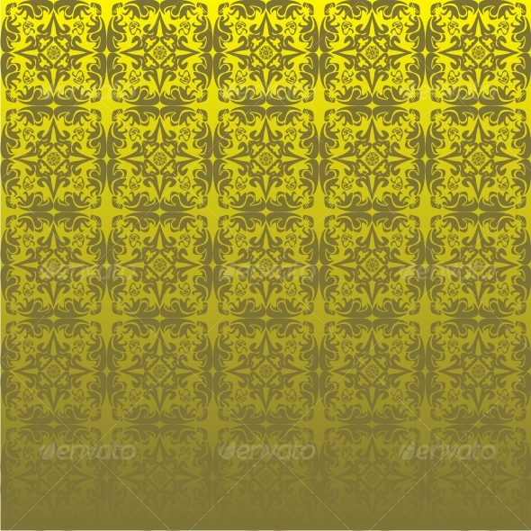 Vector seamless pattern  - Backgrounds Decorative