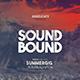 Sound Bound Flyer Template