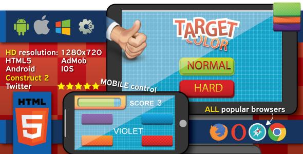 Download Target Color - HTML5 (.capx)