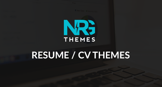 Resume & CV Themes