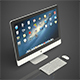 Apple iMac white