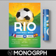 Rio Football Week