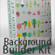 2D Background Creator Builder Kit with tile sets and more