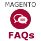 Powerful Magento FAQs extension